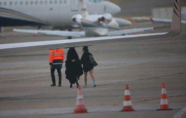 O hotel de Kim Kardashian em Paris (Foto: Reprodução)