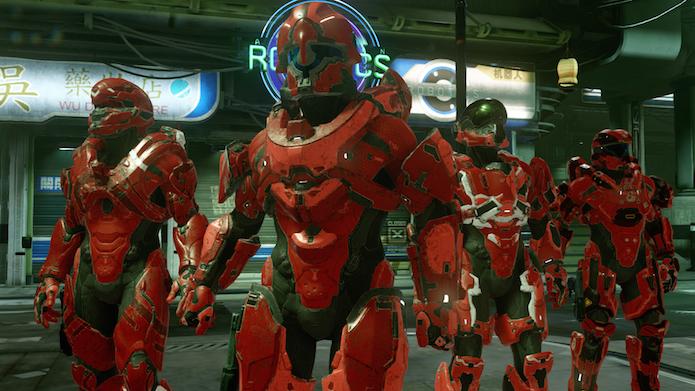 Halo 5: Guardians não consegue manter a qualidade narrativa dos jogos anteriores (Foto: Reprodução/Victor Teixeira)