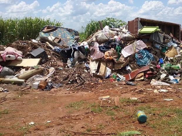 Câmara instaura CP para investigar descarte irregular de lixo em Rafard (Foto: Rodolfo Minçon/Câmara de Rafard)