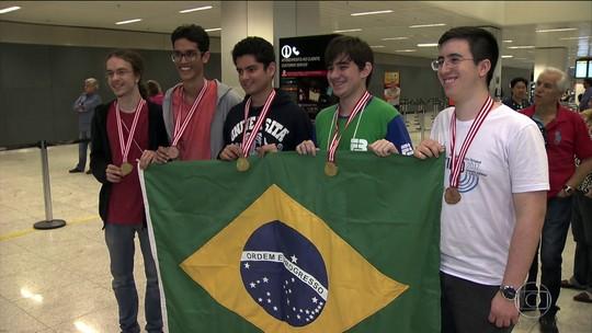 Brasil tem melhor colocação da história em competição de física