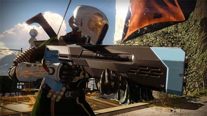 Destiny é divertido e bem produzido (Foto: Divulgação/Activision)