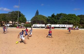 Natal recebe primeira edição da Copa Brasil Escolar Sub-17 de Beach Soccer