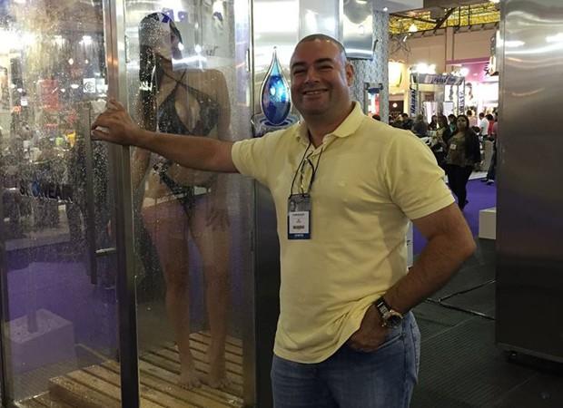 Pedro Ricardo Paulino, criador do Showeair (Foto: Divulgação)