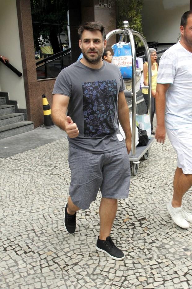 Raoni Carneiro (Foto: Marcos Ferreira /Brazil News)