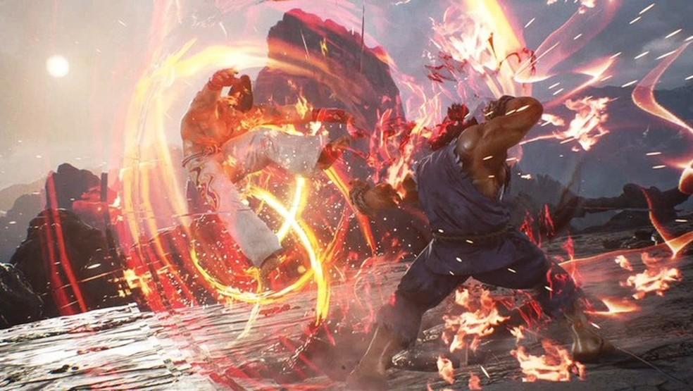Nova geração do aclamado jogo de luta traz visual refinado  (Foto:  Divulgação/Bandai Namco)