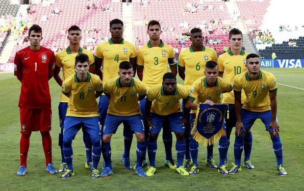 seleção brasileira brasil mundial sub 17 (Foto  Agência ... 65d76f533230a
