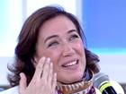 Lilia Cabral chora ao rever cena de Império: 'Emocionada com a despedida'