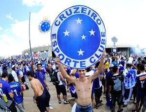 CRUZEIRO X GRÊMIO MINEIRÃO (Foto: Marcos Ribolli)