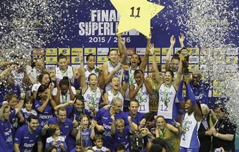 Todos contra o Rio: Superliga feminina inicia com luta pelo topo e volta do Flu