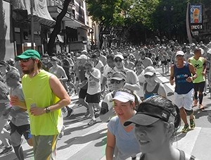Pipocas, corrida de rua (Foto: Divulgação)