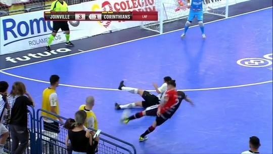 Top 5 da LNF tem gol com raiva do Timão, tabela na  área e lindo voleio