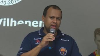 Tiago Batizoco é novo técnico do Barcelona de Vilhena