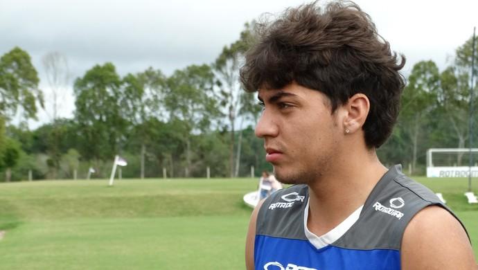 Caio Matias (Foto: André Ráguine / GloboEsporte.com)