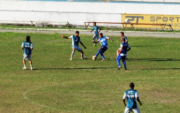 Taubaté x Taubaté Sub-20 fazem jogo-treino no Joaquinzão (Foto: Divulgação)