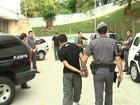 Trio é preso suspeito de atirar em viatura da PM em Itatiba