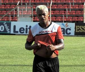 Marcelinho Paraíba, Oeste, Itápolis, Paulistão (Foto: Sérgio Pais)