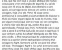 Após segunda derrota na carreira, Cláudia Gadelha publica texto nas redes sociais