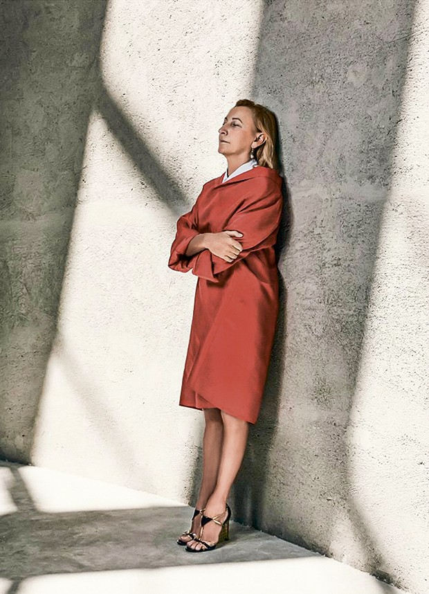 A estilista Miuccia Prada (Foto: Divulgação)