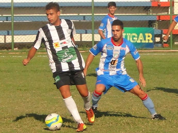 São João da Barra x Queimados (Foto: Fabio Menezes-ASCOM ECSJB)