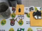 PM prende quadrilha suspeita de explodir caixas eletrônicos no Paraná