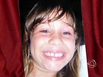 Ida Feliz foi sequestrada da casa da família adotiva há 4 dias (Foto: Reprodução/TVCA)