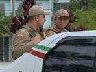Polícia de SC monta esquema para garantir segurança nas eleições