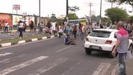 Eleitores protestam por não conseguirem fazer a biometria em Feira de Santana
