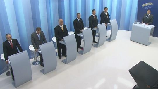 Candidatos a prefeito de Porto Velho debatem propostas na Rede AM