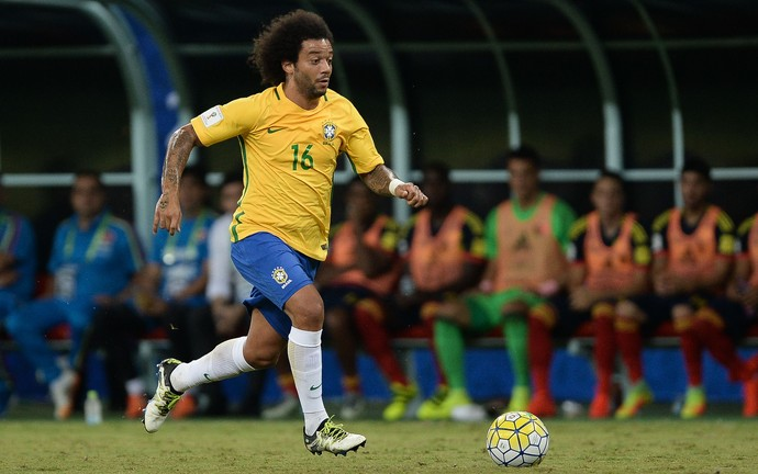 Marcelo Brasil x Colombia (Foto: Pedro Martins / MoWA Press)