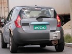 Nissan roda com 'mula' que deve ser do SUV compacto Kicks