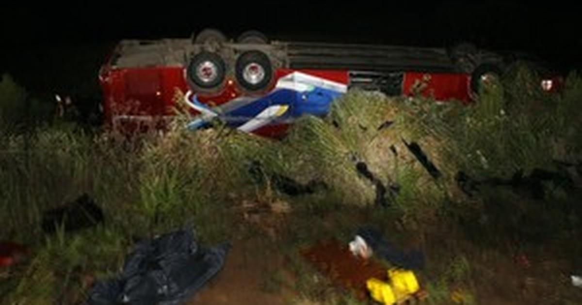 Motorista do acidente que matou jogadores do Brasil-Pel é ... - Globo.com
