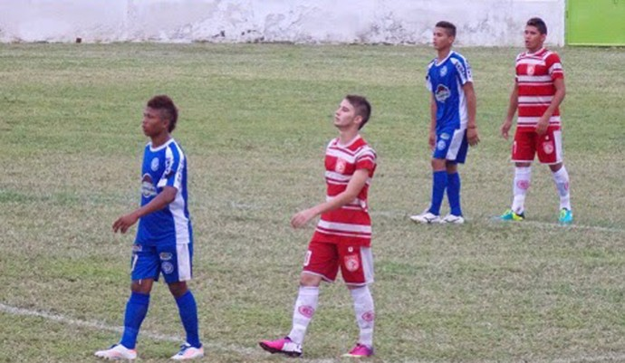 Comercial-PI x 4 de Julho no Piauiense Sub-19 (Foto: Otávio Neto/Piauí Desportivo)
