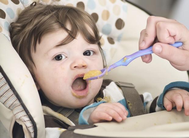 alimentação; papinha; bebê;  (Foto: Thinkstock)