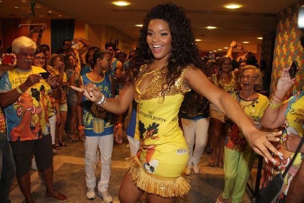 Juliana Alves (Foto:  Thyago Andrade - Foto Rio News)