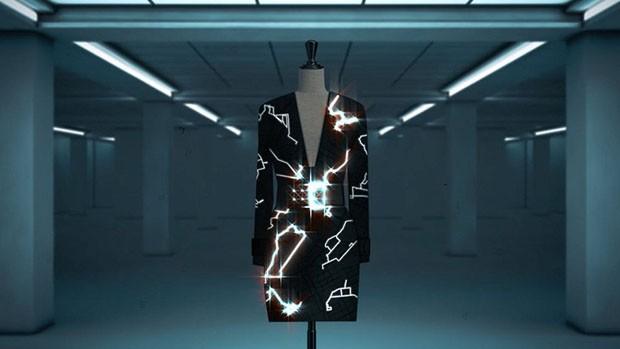 Google e Ivyrevel lançam vestido com tecnologia wearable (Foto: Divulgação)