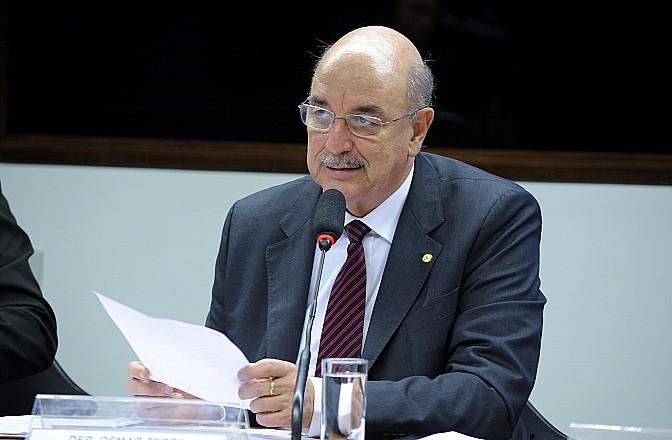 Osmar Terra já foi secretário de Saúde do Rio Grande do Sul, além de deputado federal (Foto: Alex Ferreira/Câmara dos Deputados)