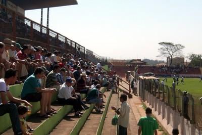 Fortaleza, estádio do Barretos (Foto: Roberto José/ Assessoria Barretos Esporte Clube)