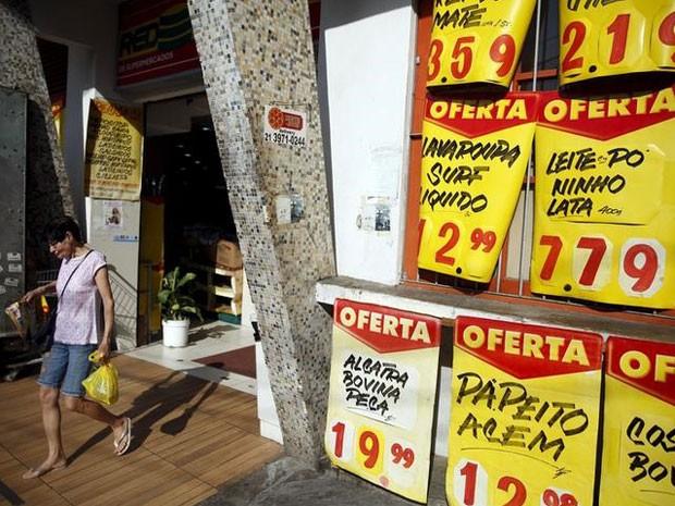 Preço dos alimentos subiram mais em março. (Foto: REUTERS/Pilar Olivares)