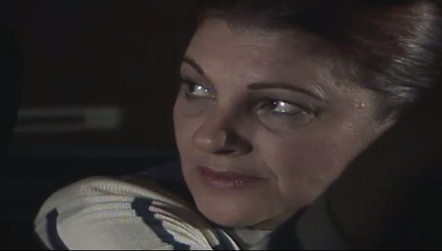 Joana encontra com Vitor e pede a morte de Cludia (Foto: Reproduo/viva)