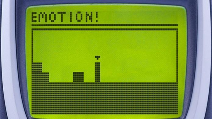 Thomas Was Alone é convertido para o Nokia 3310 com mínima perda de gráficos (Foto: Divulgação)