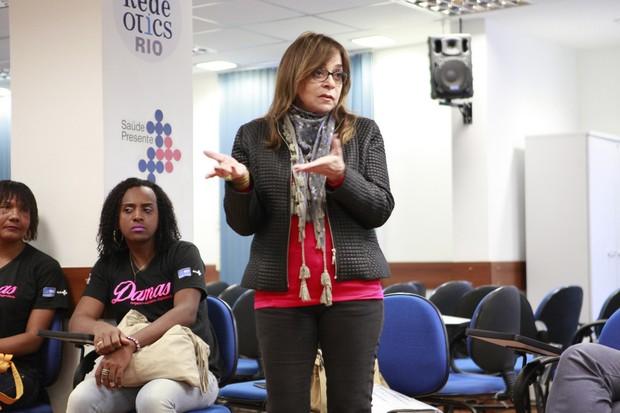Glória Perez  (Foto: Anderson Barros/EGO)