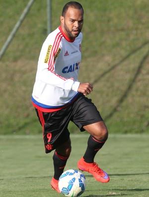 Alecsandro, Flamengo, Atibaia (Foto: Gilvan de Souza/Fla Imagem)