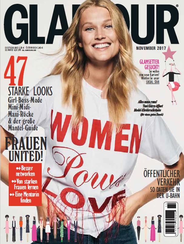 Glamour Alemanha (Foto: Reprodução)