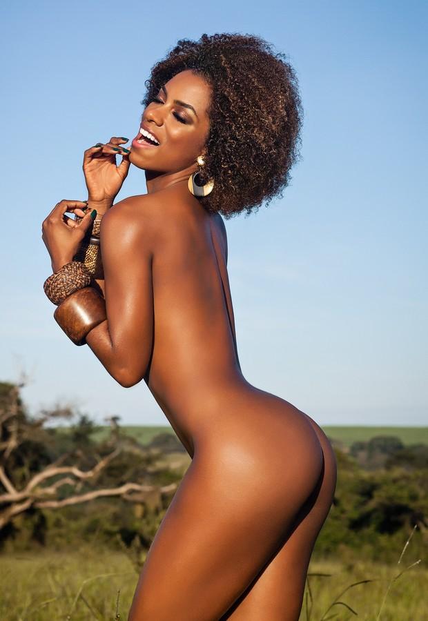 Ivi Pizzott (Foto: Marlos Bakker/ Playboy)