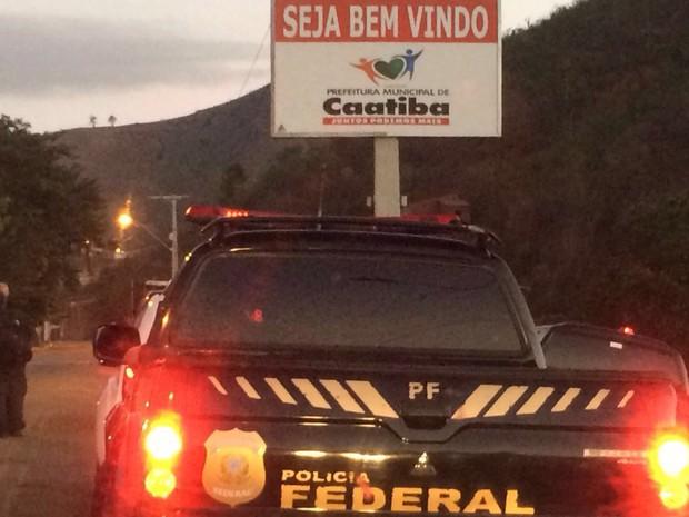 Força-tarefa envolve Receita Federal, Polícia Federal e CGU (Foto: Divulgação/ PF)