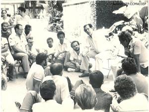 Os acontecimentos após a demissão de reitor de universidade de Piracicaba mobilizou o Deops (Foto: Arquivo/Acervo IEP.CCMW/IEP)