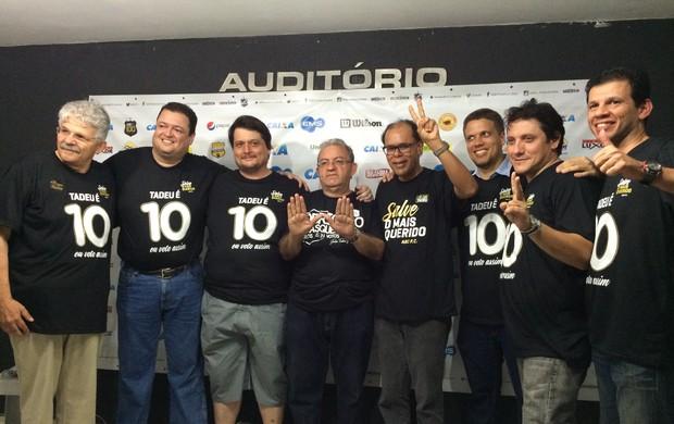 BLOG: Fernando Vasconcelos renuncia à presidência do Conselho Deliberativo do ABC