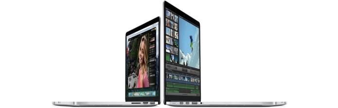 MacBook Pro é o mais potente entre os modelos (Foto: Divulgação/Apple)