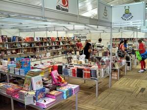 Feira do Livro de Florianópolis inicia nesta terça-feira (10) e segue até dia 21 de dezembro (Foto: Divulgação Câmara Catarinense)
