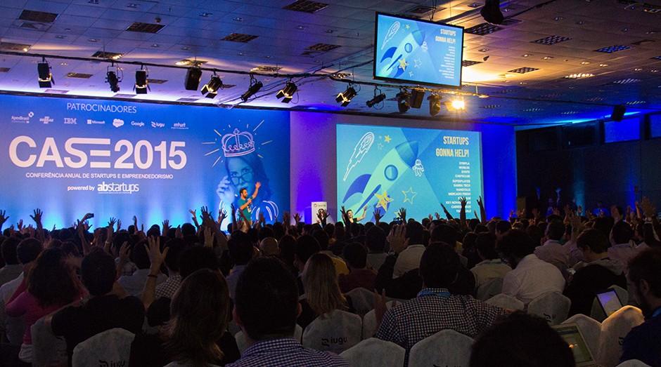 Evento CASE, que faz  parte da programação da São Paulo Tech Week, em 2015: expectativa de receber 6 mil pessoas (Foto: Divulgação)